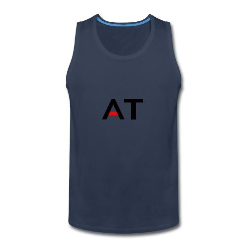 AdrenalineTech Logo Design - Men's Premium Tank