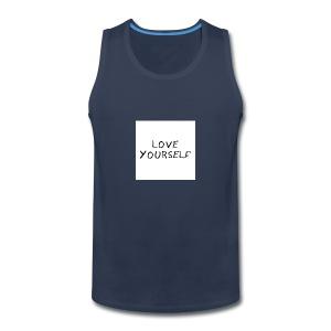 loveyourself - Men's Premium Tank