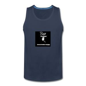Beer T-shirt - Men's Premium Tank