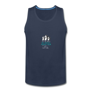 THESE_HANDS_FRONT_1-11_LARGE - Men's Premium Tank