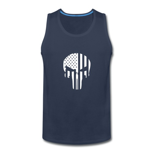 punisher - Men's Premium Tank