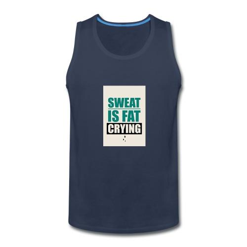 Gym Motivation 2017 Tank Top - Men's Premium Tank