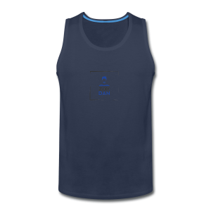 35DD Male - Men's Premium Tank