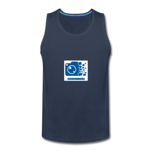 Proximity Films official logo - Men's Premium Tank