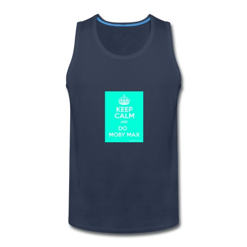 The moby maxers shirt- patrick - Men's Premium Tank