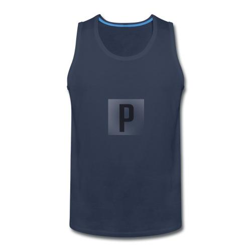 De P van Pollux - Hoesjes - Men's Premium Tank