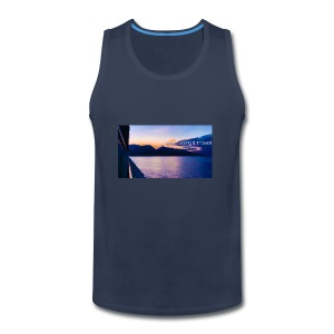 Maui Cruising It Travel - Men's Premium Tank