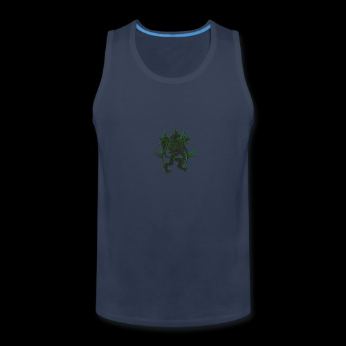 The AfrLoy logo - Men's Premium Tank
