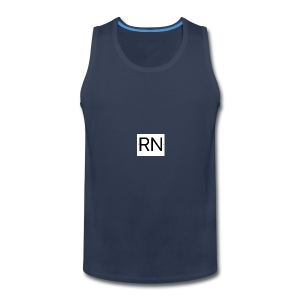 RN_Logo_small - Men's Premium Tank