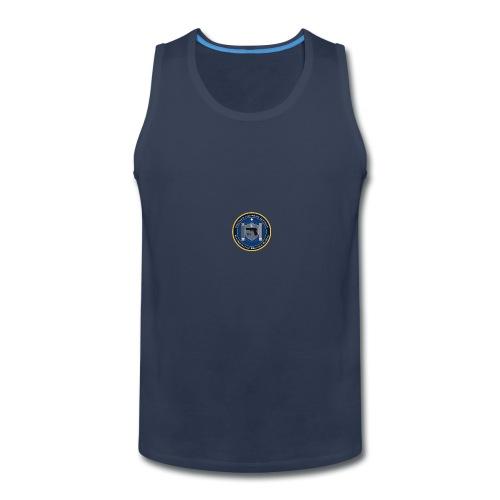 FireArms Licensing Division T-Shirt - Men's Premium Tank