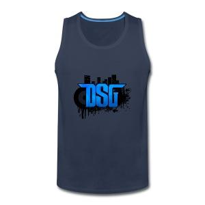 DSG Graffiti - Men's Premium Tank