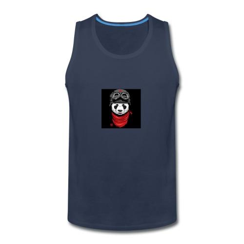 Panda - Men's Premium Tank