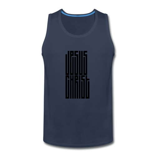 Jesus Christ - Men's Premium Tank