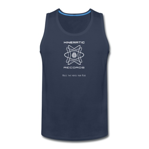 Brain Design - Men's Premium Tank