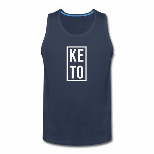 KETO - Men's Premium Tank