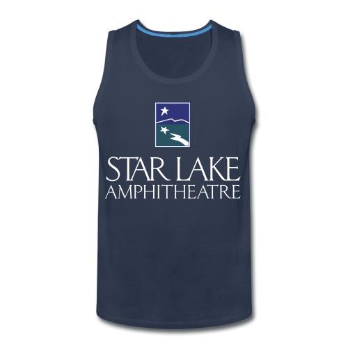 Star Lake on Color - Men's Premium Tank