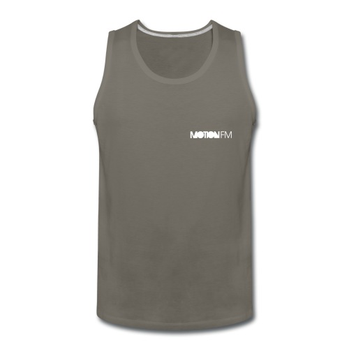 MotionFM Typo - Men's Premium Tank