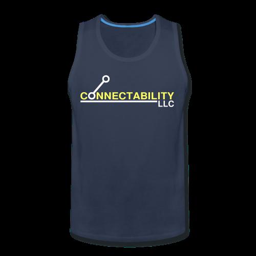 Connectability LLC - Men's Premium Tank