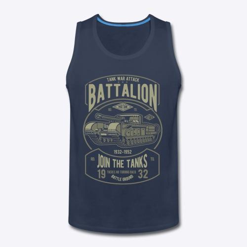 Battalion - Men's Premium Tank