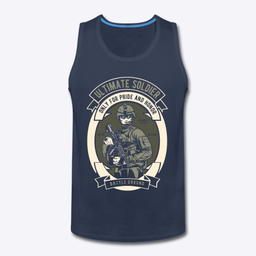 The ultimate soldier - Men's Premium Tank