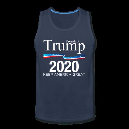 President Trump 2020 - Men's Premium Tank