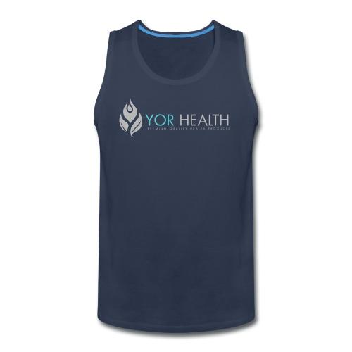YOR Health png - Men's Premium Tank