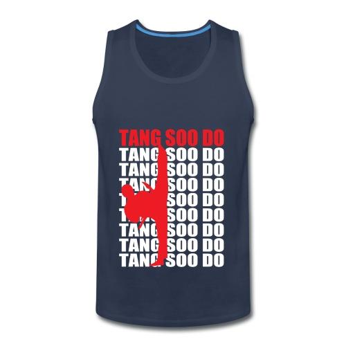 Tang Soo Do - Men's Premium Tank