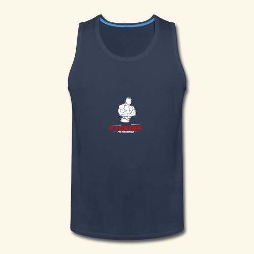gymjunckie2 - Men's Premium Tank