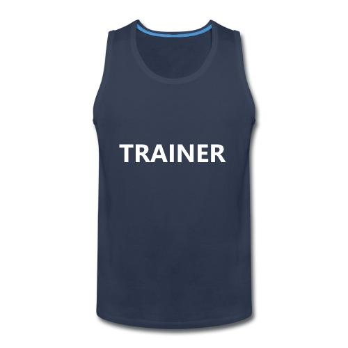 Trainer - Men's Premium Tank