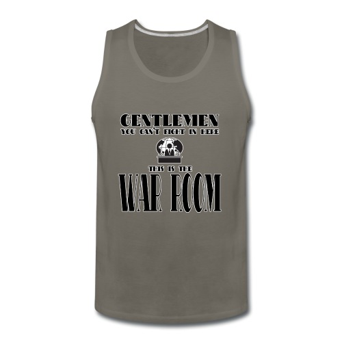 gentlemenwarroom - Men's Premium Tank
