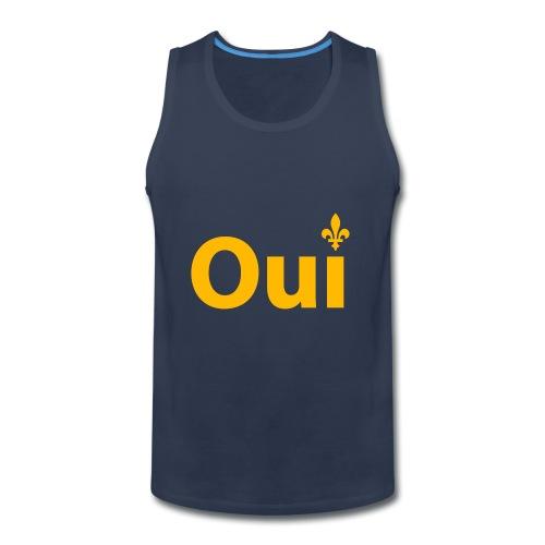 OUI Québec - Men's Premium Tank