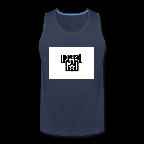 UNIVERSALDAGOD Clothing - Men's Premium Tank