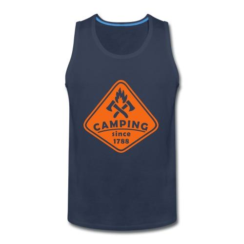 Campfire - Men's Premium Tank