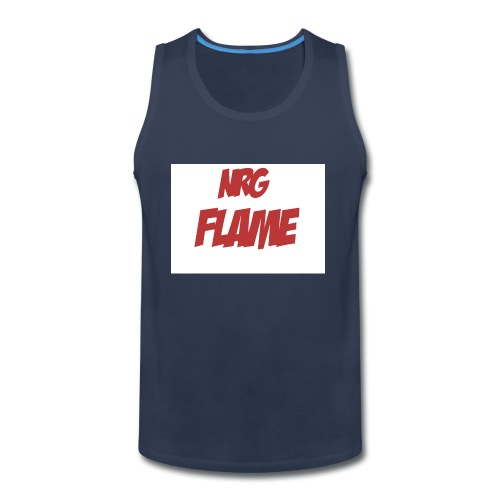 Flame For KIds - Men's Premium Tank