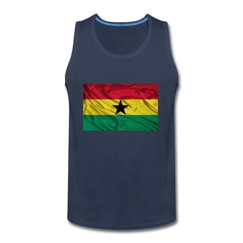 Ghana-Flag - Men's Premium Tank