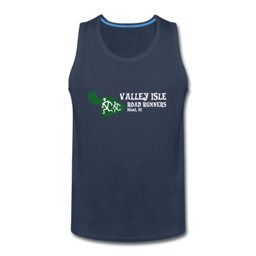 Valley Isle Road Runners - Men's Premium Tank