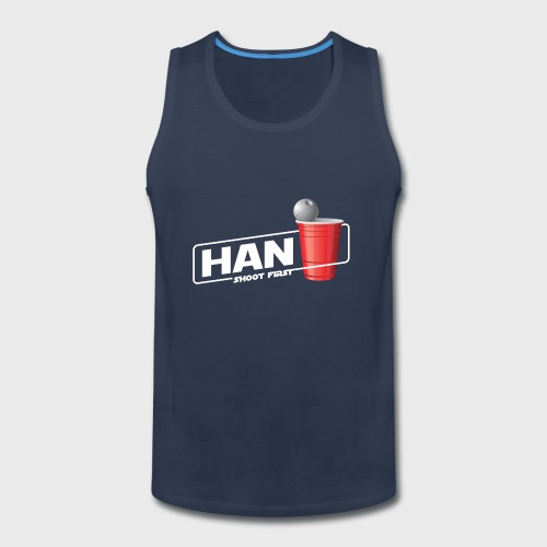 Han Solo Cup - Men's Premium Tank