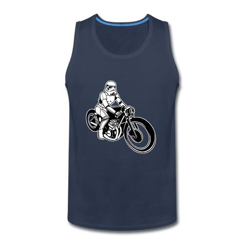 Stormtrooper Motorcycle - Men's Premium Tank