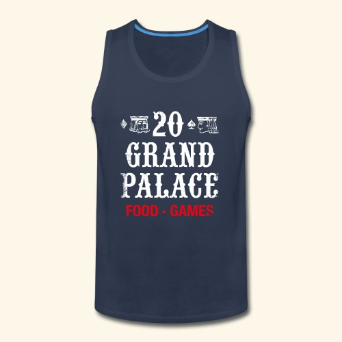 20 Grand Palace (neg.) - Men's Premium Tank