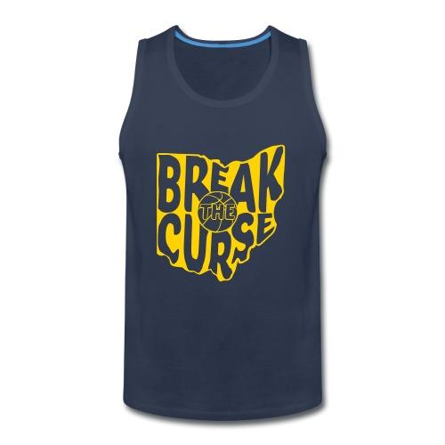 Break The Cleveland Curse - Men's Premium Tank