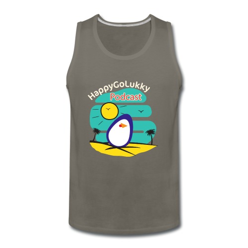 HGL Vacation Shirt - Men's Premium Tank