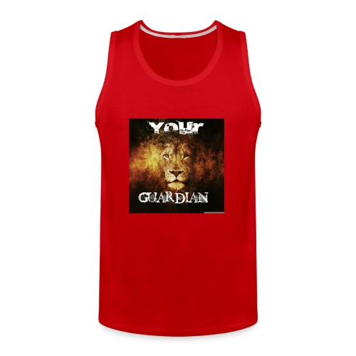 your the next lion guardian!! - Men's Premium Tank