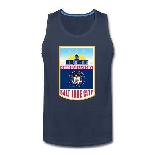 Utah - Salt Lake City - Men's Premium Tank