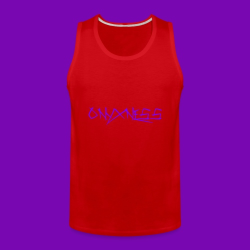 OnyxNess (Purple) - Men's Premium Tank