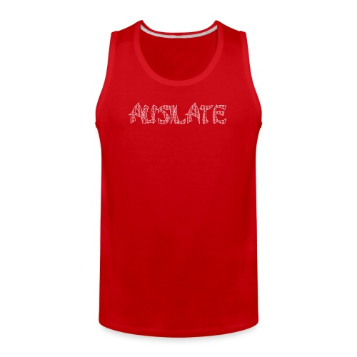 Ausilate The Bigger Meaning Collection - Men's Premium Tank