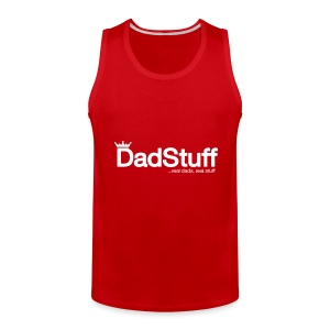Dadstuff Full Horizontal - Men's Premium Tank