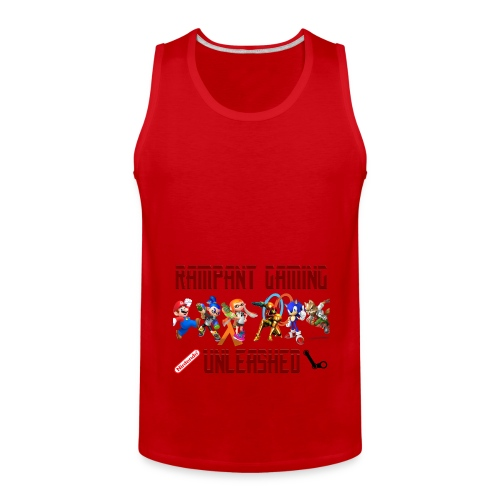 Rampant Gaming Unleashed - Men's Premium Tank