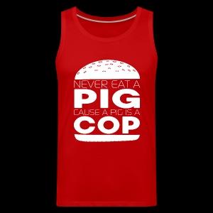 Pigs & Cops - Men's Premium Tank