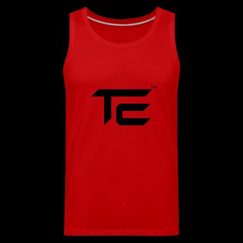 TE Logo - Men's Premium Tank
