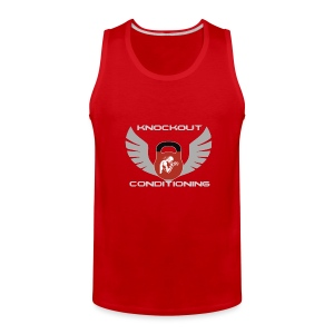 Knockout Conditioning - Men's Premium Tank